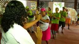 Movimento oferece a ribeirinhos a prática de Tai Chi Chuan