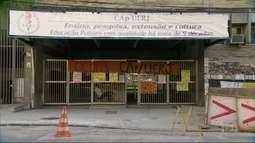 Após quase 7 meses de greve, alunos do CAp-Uerj começam a voltar às aulas