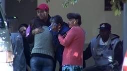Criança de 2 anos morta após ser atingida por TV é enterrada em Altair