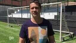 Boletim do Botafogo: Canales retorna ao time para disputar vaga com Sassá