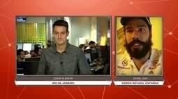 Daniel Dias comenta preparação para os Jogos Paralímpicos e exclusão da Rússia