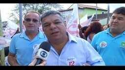 Janio conversa com eleitores de Cabo Frio e diz que empregos são prioridade