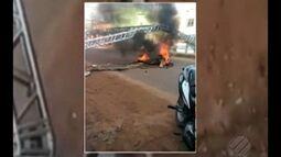 Passageiro de motocicleta morre após se chocar contra estrutura de ferro em Cametá