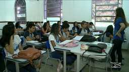 Estudantes no Maranhão se preparam para o PAES