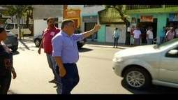 Janio faz propostas para mobilidade urbana em Cabo Frio, RJ