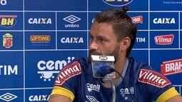 Estreante na matinê do Brasileiro, Sobis comenta sobre jogar às 11h da manhã no Mineirão