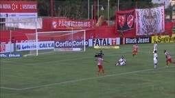 Náutico vence Vila Nova por 2 a 0, em Goiânia