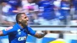 Os gols de Cruzeiro 2 x 0 Santa Cruz pela 22ª rodada do Campeonato Brasileiro
