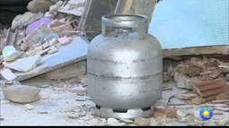 Bombeiros alertam para riscos de explosão em casos de vazamento de gás