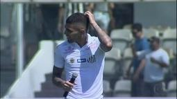 Na despedida de Gabigol, Figueirense vence o Santos na Vila Belmiro