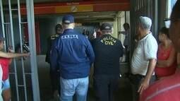 Vigilante é assassinado a tiros em estação de metrô do Recife