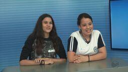 EPTV na Escola: Alunos de Corumbataí visitam a redação da EPTV Central