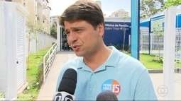 Pedro Paulo(PMDB) faz campanha em Cordovil
