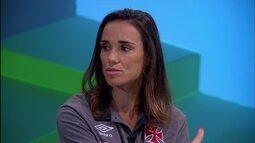 """Campeã mundial em 2011, Beltrame lamenta falta de apoio: """"Achei que ia chover patrocínio"""""""