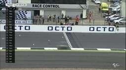 Tom Luthi vence a etapa de Silverstone da Moto2