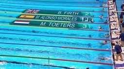 Beatriz Carneiro termina em 5º na final dos 100m peito - SB14