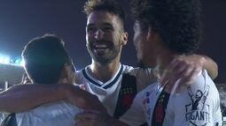 Os gols de Vasco 2 x 0 Joinville pela 26ª rodada da Série B