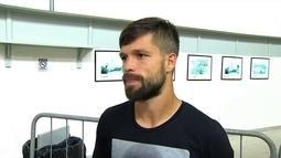 """""""Hoje quem joga contra o Flamengo tem uma tensão e dedicação redobrada"""", diz Diego"""