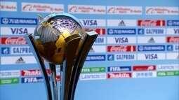 Fifa sorteia grupos do Mundial de Clubes