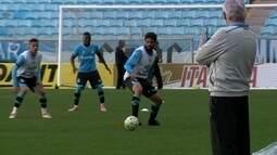 Renato Gaúcho esconde time que enfrenta o Atlético-PR nesta quarta-feira