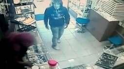 Suspeito de participar de roubo a joalheria é preso em Jaú