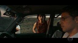 Maurício encontra Débora na estrada