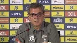 Zé Roberto renova contrato e comanda a seleção feminina de vôlei em mais um ciclo olímpico
