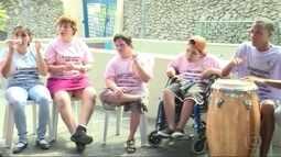 Festa em praça no Catete celebra o Dia da Luta da Pessoa com Deficiência