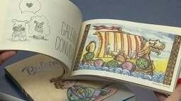 História em quadrinhos é um gênero da arte que atravessa gerações