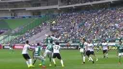 Melhores momentos de Palmeiras 2 x 1 Coritiba pela 27ª rodada do Brasileirão