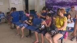 Filas marcam dia de Multivacinação em Ji-Paraná
