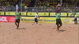 André e Ricardo conquistam o ouro no Circuito Brasileiro de Vôlei de Praia