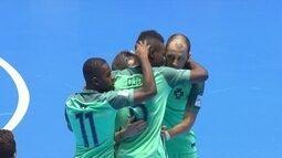 Portugal e Argentina estão nas semifinais da Copa do Mundo de Futsal
