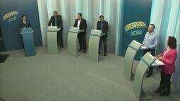 Candidatos à Prefeitura de Araraquara comentam o debate da EPTV