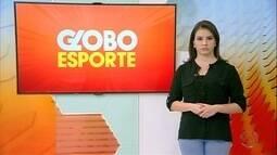 Globo Esporte MS - programa de segunda-feira, 26/09/2016 - 1º bloco