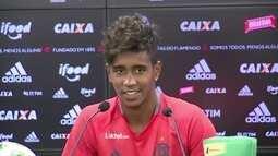 Gabriel aposta em Flamengo na briga pelo título da Sul-Americana e do Brasileirão