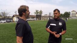 Universo Santástico - Entrevista com o ex-jogador e técnico do Santos B, Marcelo Passos