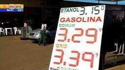 Postos de gasolina baixam os preços na Região Norte, RS
