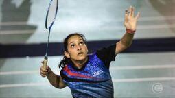 Sânia Lima repete tradição de família: ser multicampeã no badminton