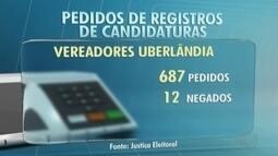 Candidatos têm candidaturas indeferidas no Triângulo Mineiro e Alto Paranaíba