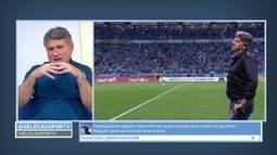 Comentaristas debatem se já há mudanças no Grêmio desde a chegada de Renato Gaúcho