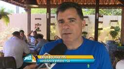 Confira como foram os compromissos de Campanha do Candidato a Prefeito de CG pelo PPS