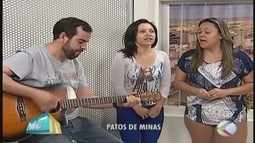 Evento de arte sacra é realizado em Patos de Minas