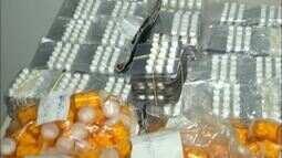 Polícia prende em Araguaína suspeito de vender comprimido de anfetamina