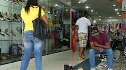 Greve dos bancários atinge o comércio varejista em Araguaína