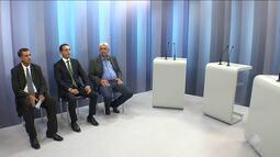 Veja o quarto bloco do debate entre candidatos à prefeitura de Barreiras