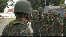 Doze cidades da Paraíba recebem tropas federais neste dia de Eleições