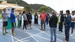 Instituto Olímpico Brasileiro promove clínica para treinadores brasileiros