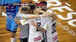 Os gols de Corinthians 6 x 1 Yoka Futsal pela Liga Paulista de Futsal