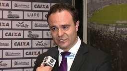 Advogado do Figueirense afirma que o clube vai até o final em pleito no STJD